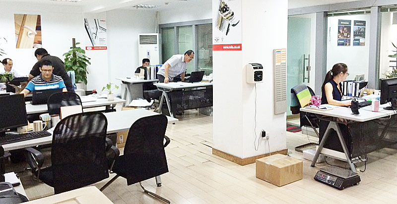 Office in China